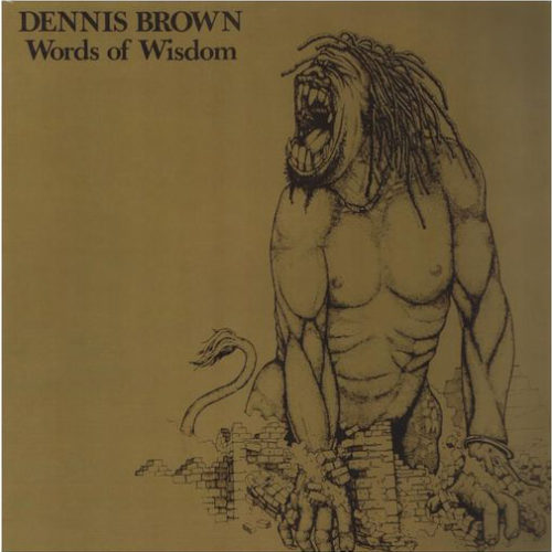 Dennis Brown ‎– Words Of Wisdom