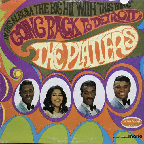 The Platters-Going Back To Detroit